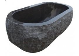 Volně stojící vany z přírodního kamene